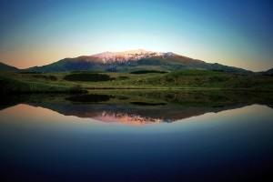 Snowdon_reflection